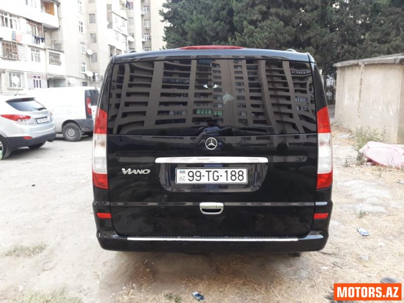 Mercedes-Benz Viano 35000 2008