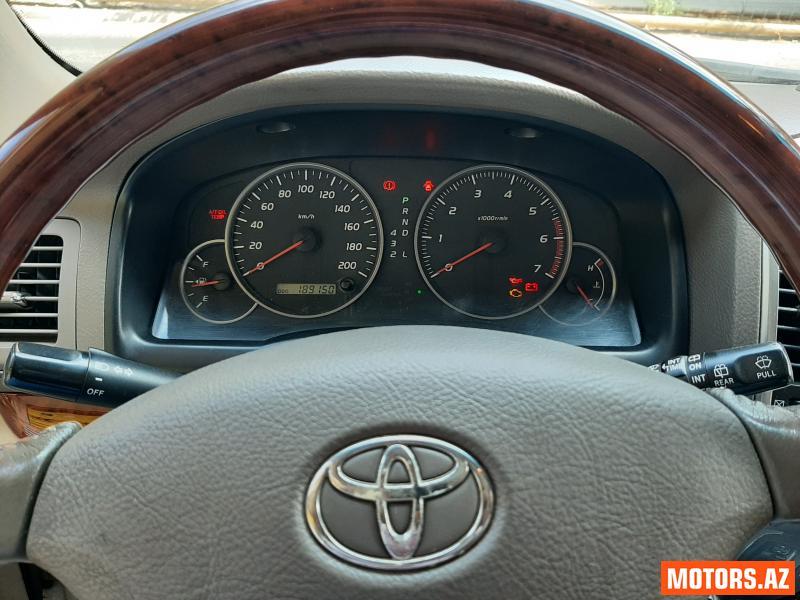 Toyota Prado 30500 2008