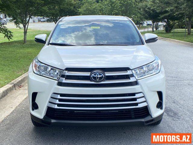 Toyota Highlander 15300 2015