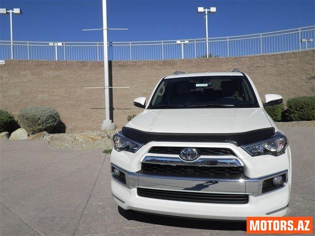 Toyota 4-Runner 7750 2015