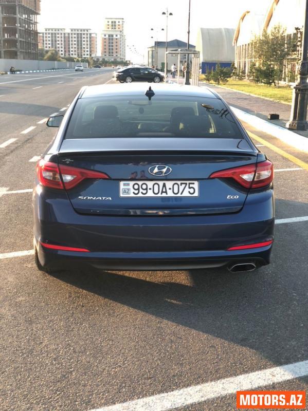 Hyundai Sonata 26000 2015