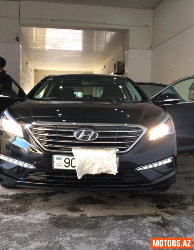 Hyundai Sonata 34000 2014