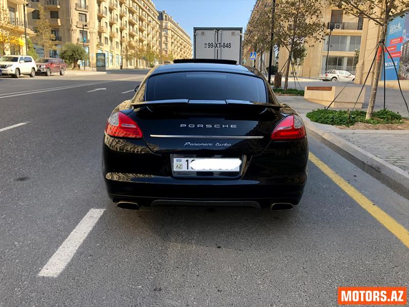 Porsche Panamera 29900 2010