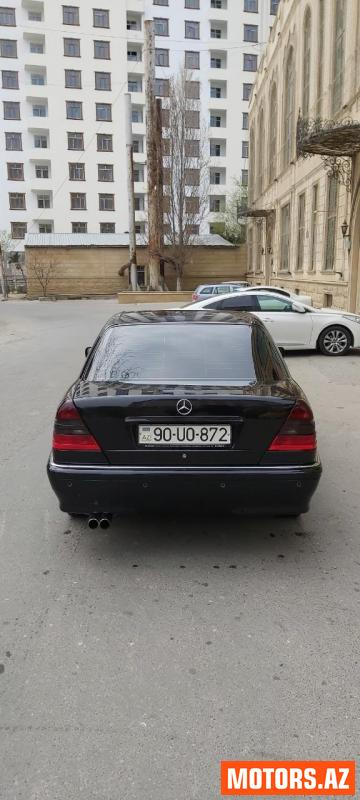 Mercedes-Benz 240 12300 1998
