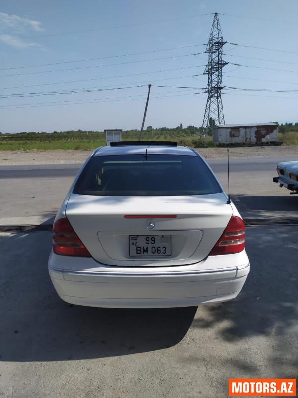Mercedes-Benz C 240 8700 2000