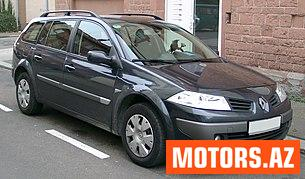 Renault Megane 25 2007