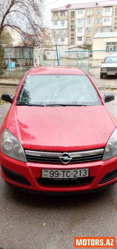 Opel Astra 10500 2006