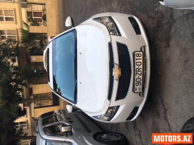 Chevrolet Cruze 17000 2011