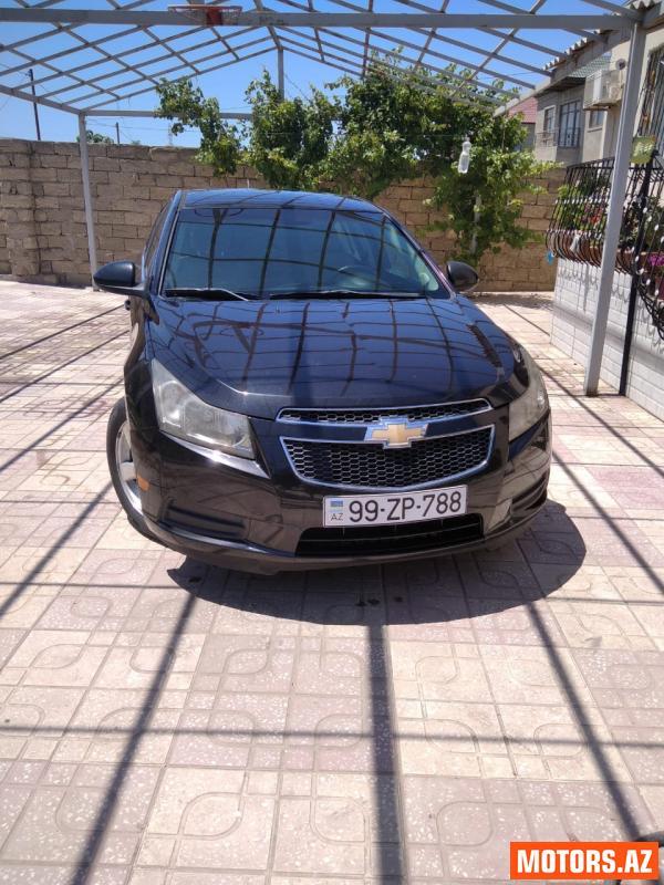 Chevrolet Cruze 12700 2011