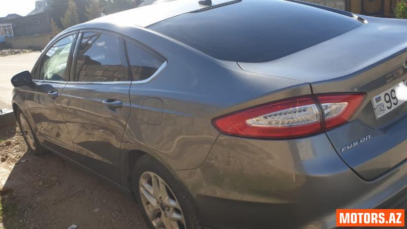 Ford Fusion 18200 2014