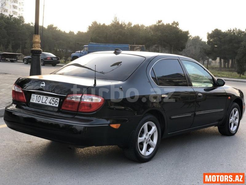 Nissan Maxima 9500 2003