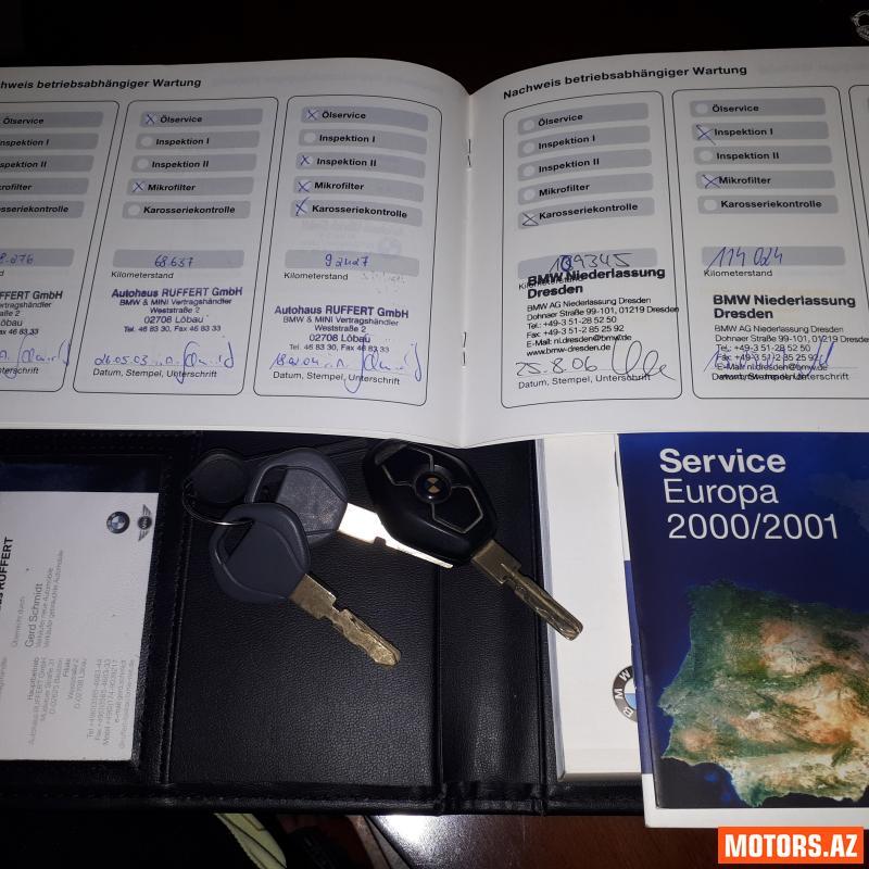 BMW 525 15000 2000