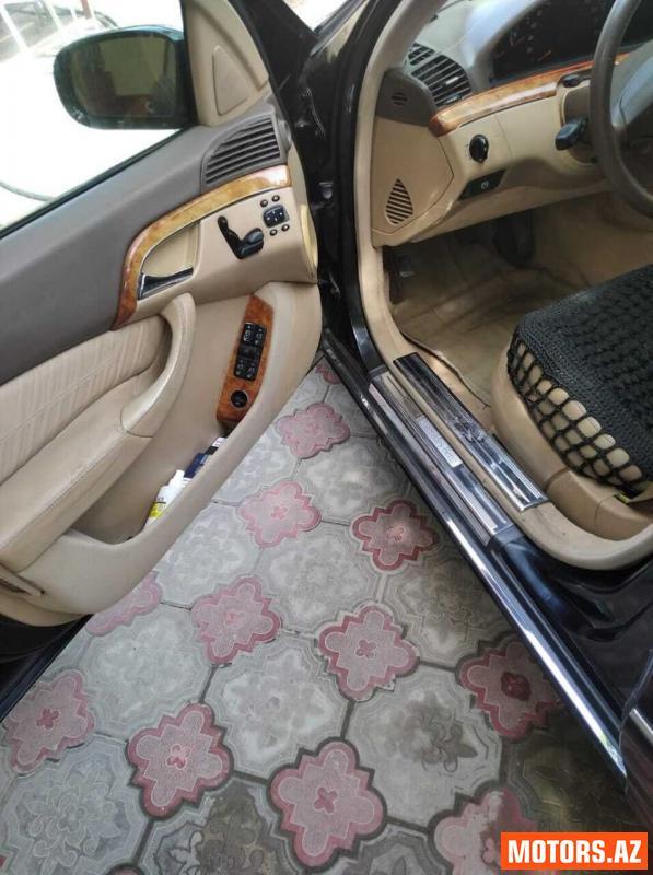 Mercedes-Benz S 350 13200 2003