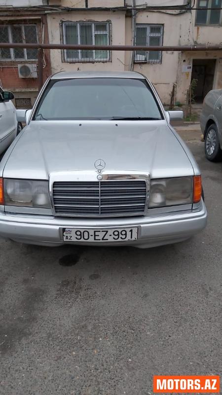 Mercedes-Benz E 230 6500 1991