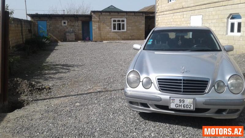 Mercedes-Benz E 240 16000 2000