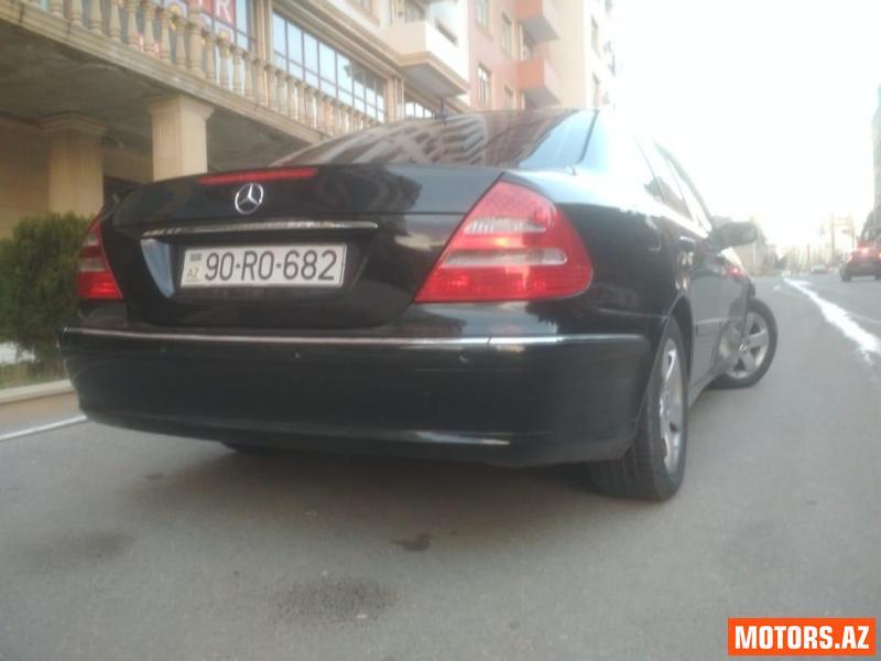 Mercedes-Benz E 240 14000 2002
