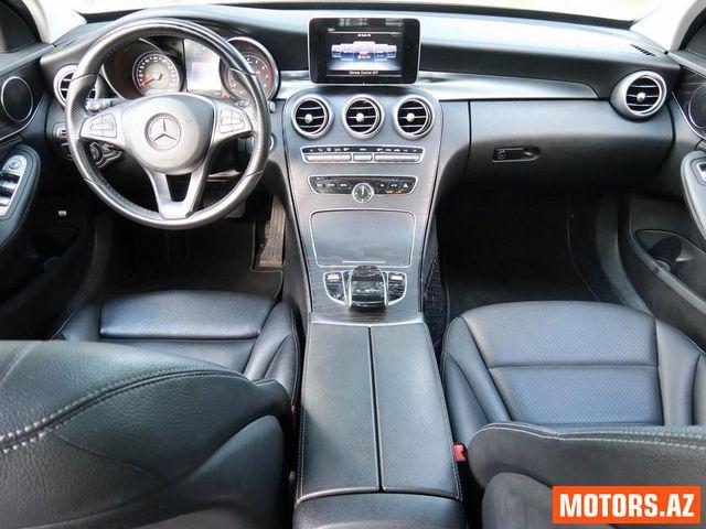 Mercedes-Benz C 300 17000 2015