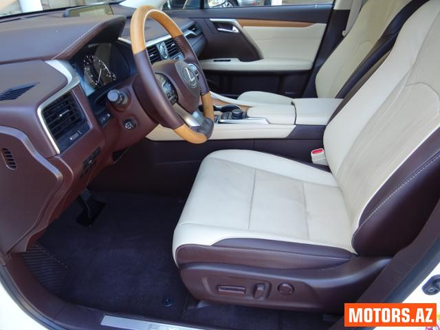Lexus RX 350 14450 2015