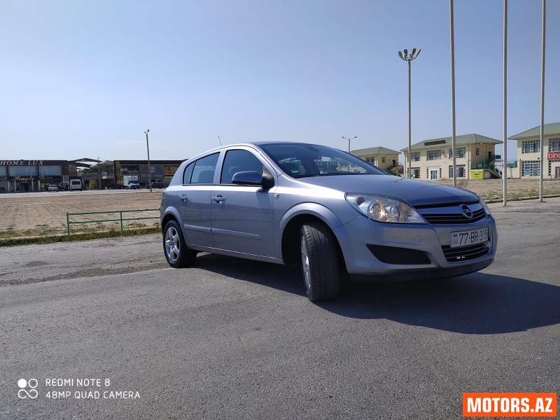 Opel Astra 12000 2007