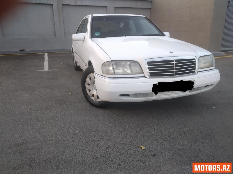 Mercedes-Benz C 180 7850 1995